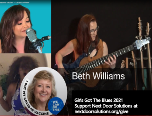 """We Hope You Enjoyed our 8th Annual """"Girls Got The Blues"""" Benefit Concert!"""